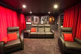 Theater Drape Best Blackout Curtains For Home Theaters Soundproofing Tips