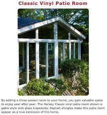 Patio Enclosure Systems Roy U0027s New View Patio Rooms