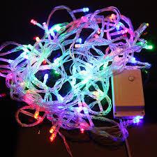 10m 100 led string light multi color 220v us 4 78