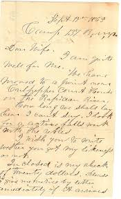 last letter to his wife abraham lincoln pinterest
