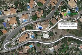 Find Map Coordinates How To Find Us Villa Favorita
