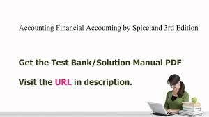 practice test bank for accounting financial accounting by
