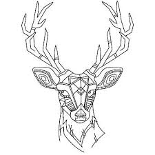 25 deer head tattoo ideas deer tattoo
