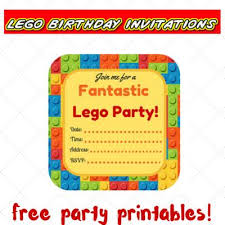 lego party printables part 3 birthday invitations keeping it real