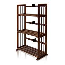 corner bookcase with doors bookcases home office furniture the home depot