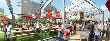 beer park by budweiser paris las vegas