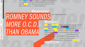 Romney Obama Map Reconstitution 2012 Sosolimited