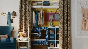 How To Divide A Room With Curtains by Clothes Closet Organization Solutions