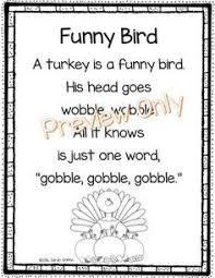 turkey handprint poem for thanksgiving thanksgiving poems