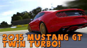 build ford mustang 2015 forza 5 2015 ford mustang gt turbo drift build