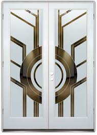 glass entry door sun odyssey etched glass entry way doors modern style