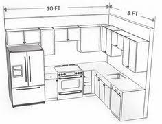 Home Layout 10 X 8 Kitchen Layout Google Search Similar Layout With Island