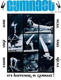 gymnast magazine may 1974 by usa gymnastics issuu