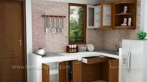 desain interior kitchen set minimalis lemari dapur modern desain interior kitchen set minimalis lemari dapur modern custom furniture semarang youtube