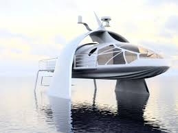 yacht design trilobite swath yacht design concept autodesk gallery