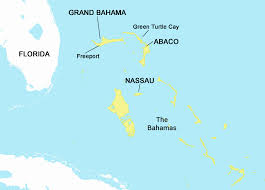The Bahamas Map Green Turtle Cay 101 Getting Here Little House By The Ferry