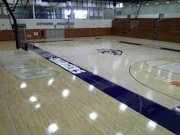 Gym Floor Refinishing Supplies by 319 Quartz Hill High Gymnasuim Floor Refinishing