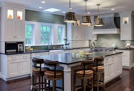 Images Of Cottage Kitchens - white traditional cottage kitchen design with a twist