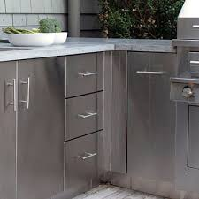 Outdoor Kitchen Cabinets Kalamazoo Outdoor Gourmet - Kitchen steel cabinets