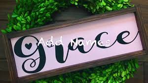 handmade wooden sign ideas for home decor weddings or any