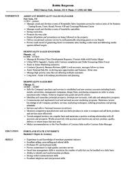 hospitality resume template hospitality resume sle sales sles velvet exles no