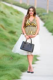bumpstyle tulle skirt u0026 striped halter top bondgirlglam