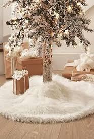 faux fur tree skirt exclusive idea white fur christmas tree skirt 72 inch 60 skirts faux