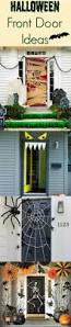 halloween front door ideas that will transform your porch the