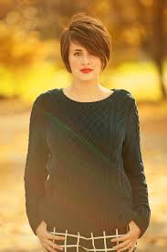 haircuts appropriate for navy women grey et al navy grid short hair bold lip gap outfit grey