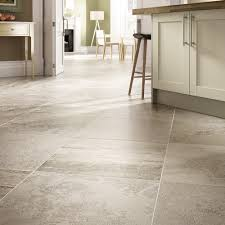 this stone look floor tile is great for foyers bathrooms and more