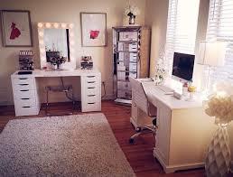 Room With Desk Best 25 Vanity Desk With Mirror Ideas On Pinterest Makeup Desk