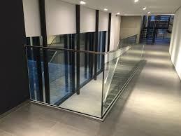 escalier garde corps verre garde corps escalier sabco u2013 belgique sadev architectural glass