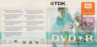 tdk dvd r gough s tech zone