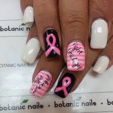 breast cancer awareness nail designs rin u0027s nail files breast