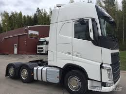 volvo tractor trailer used volvo fh 500 6x2 tractor units year 2015 price 89 817 for