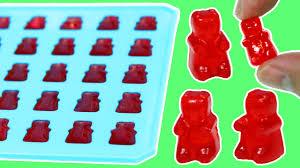 how to make jello gummy bears