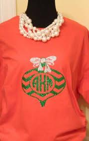 monogram ornament shirt by misssophiesboutique on etsy