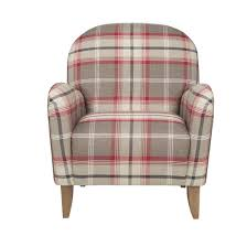 Check Armchair Shop The Trend Highland Fling Ideal Home