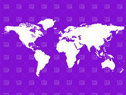 Free Vector World Map by World Map Outline Vector Image 4451 U2013 Rfclipart