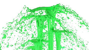 green screen paint brush animation stock footage video 7063690