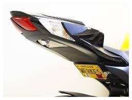 competition werkes fender eliminator kit suzuki gsxr 750 gsxr