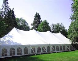tent rental mn rope pole tent rental wedding party reception banquet