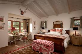 french country bedrooms bedroom mediterranean with beige wall