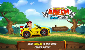 chhota bheem speed racing android apps google play