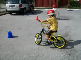 10 ways to make driveway bike riding more fun for kids