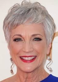 grey hairstyles for women over 60 short hairstyles over 50 short grey hairstyle trendy