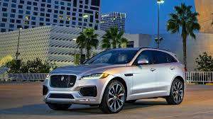 jaguar jaguar f pace a luxury suv joins a crowded field la times