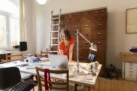 office at home how to set up your first home office
