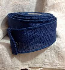 navy blue wired ribbon navy blue burlap wired ribbon wired ribbon burlap and wedding