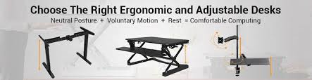 Electric Adjustable Desk by Electric Adjustable Height Standing Sit Stand Under Frame For